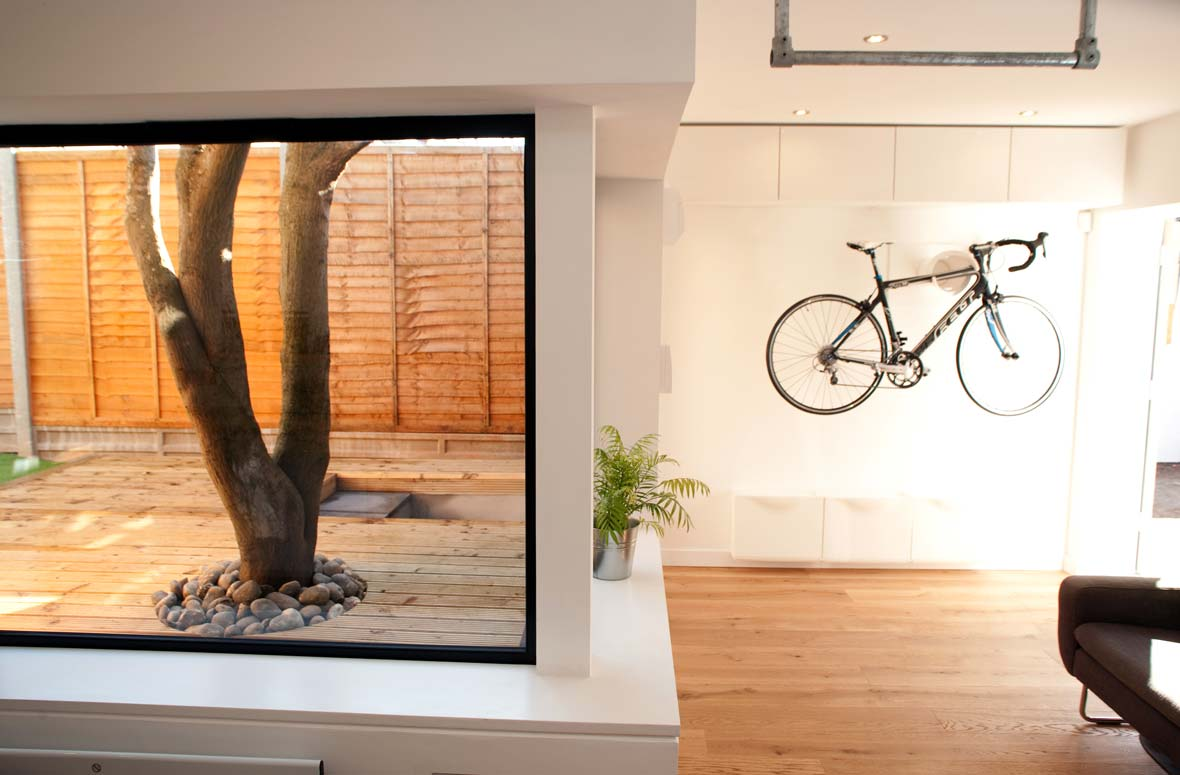 A usable space for work and play